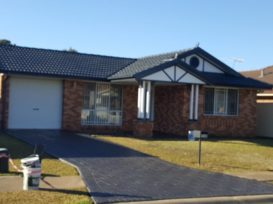 Cleaned roof of a home in Greystanes